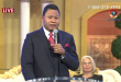 DAY 2 OF THE GLOBAL PRAYER WEEK WITH PASTOR CHRIS IS LIVE.