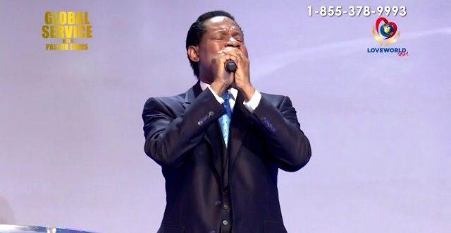 CHOOSE TO PRAY – PASTOR CHRIS OYAKHILOME.