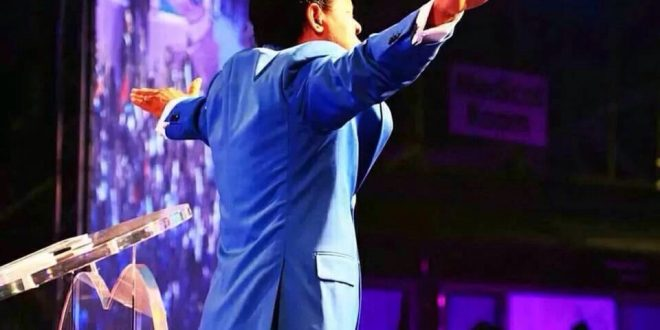 PRAYER/WORDS OF KNOWLEDGE BY REV. (DR.) CHRIS OYAKHILOME.