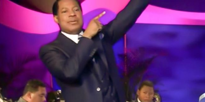 HIS PRESENCE IN YOU – PASTOR CHRIS OYAKHILOME.
