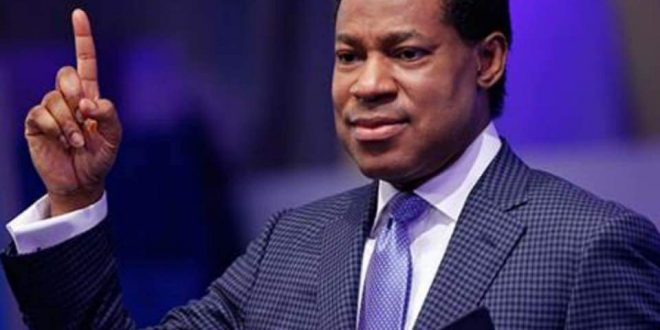 A GRATEFUL HEART – PASTOR CHRIS OYAKHILOME.