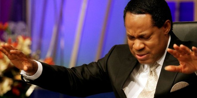 KINGS EXERCISE AUTHORITY – PASTOR CHRIS OYAKHILOME.
