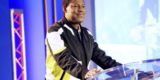 HIS WORD FULFILLED IN YOU – PASTOR CHRIS OYAKHILOME.