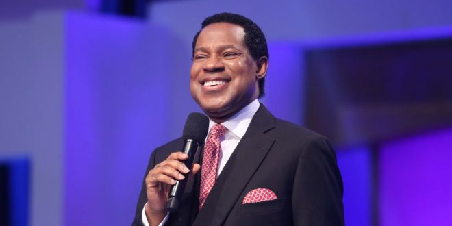 GREATNESS IS GOD'S DREAM FOR YOU – PASTOR CHRIS OYAKHILOME.