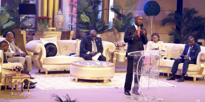 RHAPATHON WITH RHAPSODY OF REALITIES.