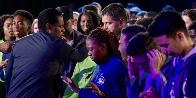 GOD'S WORD IS THE ANSWER – PASTORCHRIS OYAKHILOME.