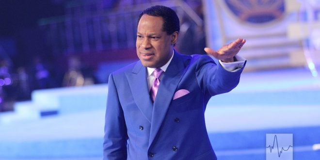 WE MUST KEEP PRAYING – PASTOR CHRIS OYAKHILOME.