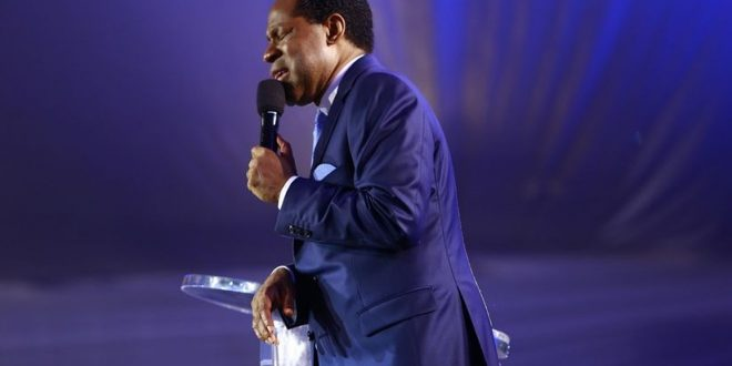 LEARN TO FIGHT FROM HEAVEN! – PASTOR CHRIS OYAKHILOME.